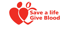 Give Blood Today!'
